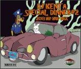 DJ KENTA 『SPECIAL DINNER #2』 (2組 MIXCD & DVD)