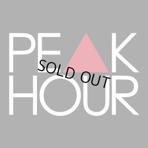 画像4: 【PEAK▲HOUR】 PE▲K HOUR TEE (BLK)