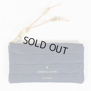 画像2: 【CROOKS&CASTLES】 THUXURY ZIP COIN POUCH