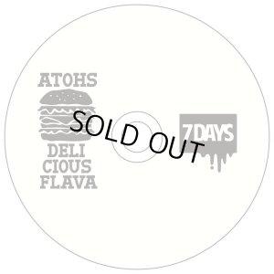 画像3: ATOHS 『DELICIOUS FLAVA』 (CD-R)