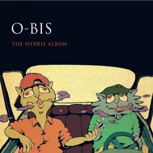 画像1: O-BIS 『THE HYBRIS ALBUM』