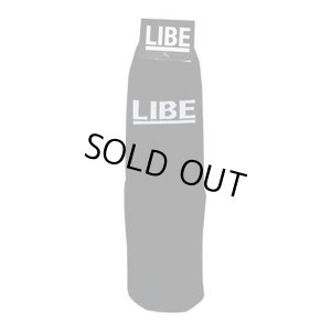 画像2: 【LIBE BRAND】BIG LOGO SOX (BLACK)