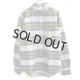 【CROOKS&CASTLES】 RAFTER PLAID SHIRT (GRN)