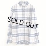 【CROOKS&CASTLES】 RAFTER PLAID SHIRT (BLU)
