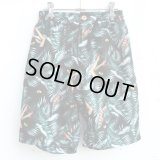【SQUARE】 PINUP ALOHA 2WAY SHORT PANTS