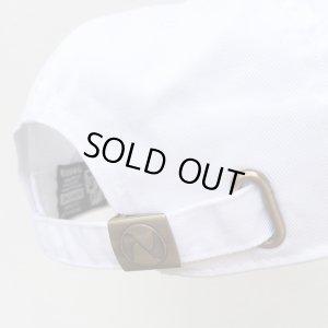 画像3: 【CRACKLIMB】 BLACK PANTHER 6 PANEL CAP (WHITE)