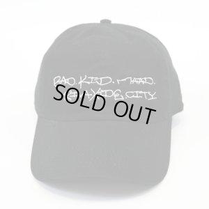 画像2: 【RIVAXIDE】 RIVAXIDE 'MAAD RIVAXIDE CITY' CAP (BLACK)