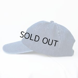 画像3: *SALE*【CRACKLIMB】 ILL MIND DENIM 6 PANEL CAP (INDIGO)