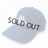 *SALE*【CRACKLIMB】 ILL MIND DENIM 6 PANEL CAP (INDIGO)