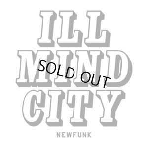 画像5: 【CRACKLIMB】 ILL MIND CITY TEE + CD-R SET (White)