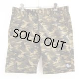 【CRACKLIMB】 CAMO SHORT PANTS
