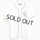 【CRACKLIMB】SOUTH V.I.P. BASEBALL SHIRT (WHITE)