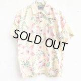 Polo Aloha Shirt / size: M