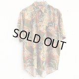 BOTANICAL PATTERN SHIRT (BLWN)