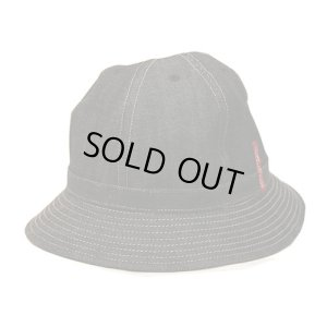 画像1: 【LIBE BRAND】METORO HAT (BLACK)