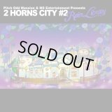 "Pitch Odd Mansion & MS Entertainment Presents ""2 HORNS CITY #2 Rain Library"""
