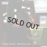 NASTY KNUCK 『Memory Lane-EP』(CD-R)