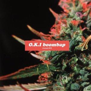 画像1: mosaic404 from ドフォーレ商会 『O.K.I boombap』 (CD-R)