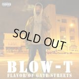 BLOW-T 『FLAVOR OF GATE STREETS』 (CD-R)