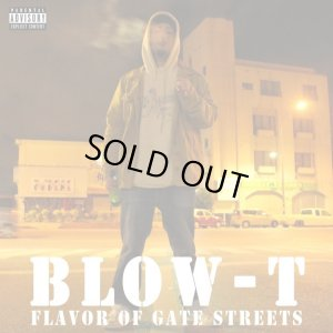画像1: BLOW-T 『FLAVOR OF GATE STREETS』 (CD-R)