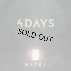 画像1: MAVEL from 604 『4Days』