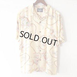 画像1: Hula Aloha Shirt / size: L