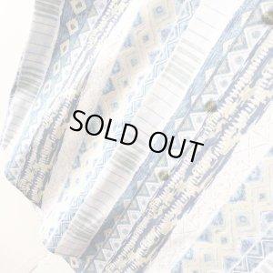 画像3: Bleu Marble Shirt / size: L
