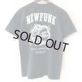 【NEWFUNK】ONE HAND TEE (BLACK)