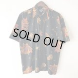 Pattern Shirt / Asia Black / size: L