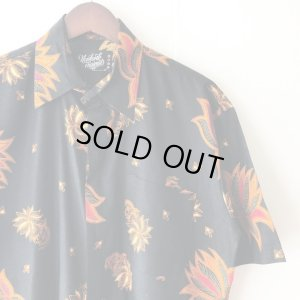 画像3: Pattern Shirt / Asia Black / size: L