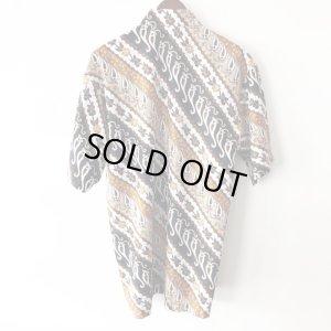 画像2: Pattern Shirt / Asian Paisley / size: XL