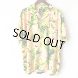 Pattern Shirt / Fruits Flower / size: XL