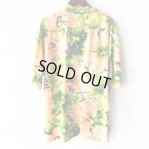 画像2: Pattern Shirt / Fruits Flower / size: XL