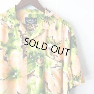 画像3: Pattern Shirt / Fruits Flower / size: XL