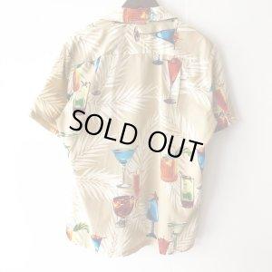 画像2: Pattern Shirt / Cocktail / size: L