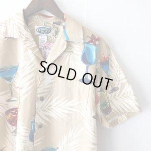 画像3: Pattern Shirt / Cocktail / size: L