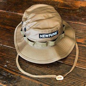 画像1: 【NEWFUNK】JUNGLE HAT