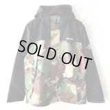 【NEWFUNK】JIVE CAMO MOUNTAIN JACKET (BLACKxCAM)