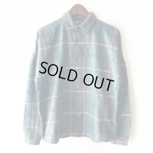 画像1: 【NEWFUNK】CHECK SHIRT