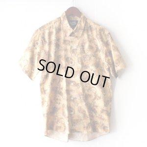画像1: Pattern Shirt / Syo Yelw / size: L