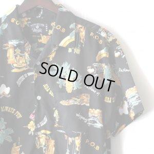 画像3: Pattern Shirt / Always Fun / size: M