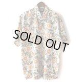 Pattern Shirt / PZR Orange / size: XL