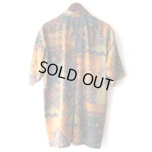画像2: Pattern Shirt / Asa Pzr / size: XL