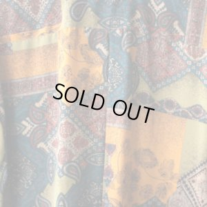 画像4: Pattern Shirt / Asa Pzr / size: XL