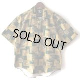 Pattern Shirt / Orson / size: XL
