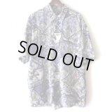 Pattern Shirt / Stone L.B / size: 2XL
