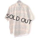 Pattern Shirt / Elephant / size: XL