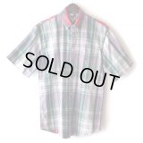 【TOMMY HILFIGER】Check Shirt / size: XL