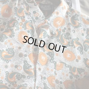 画像5: Pattern Shirt / PZR Orange / size: XL