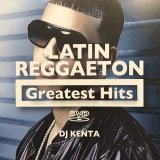 DJ KENTA 『LATIN REGGAETON Greatest Hits - MIX DVD』 (DVD-R)